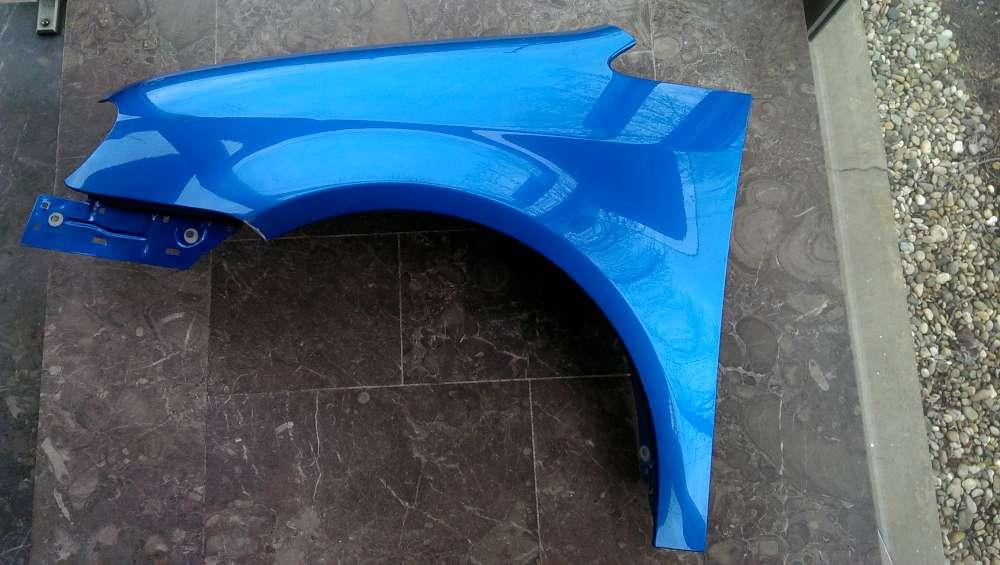 VW Touran 1T Kotflügel Vorne Links Blau