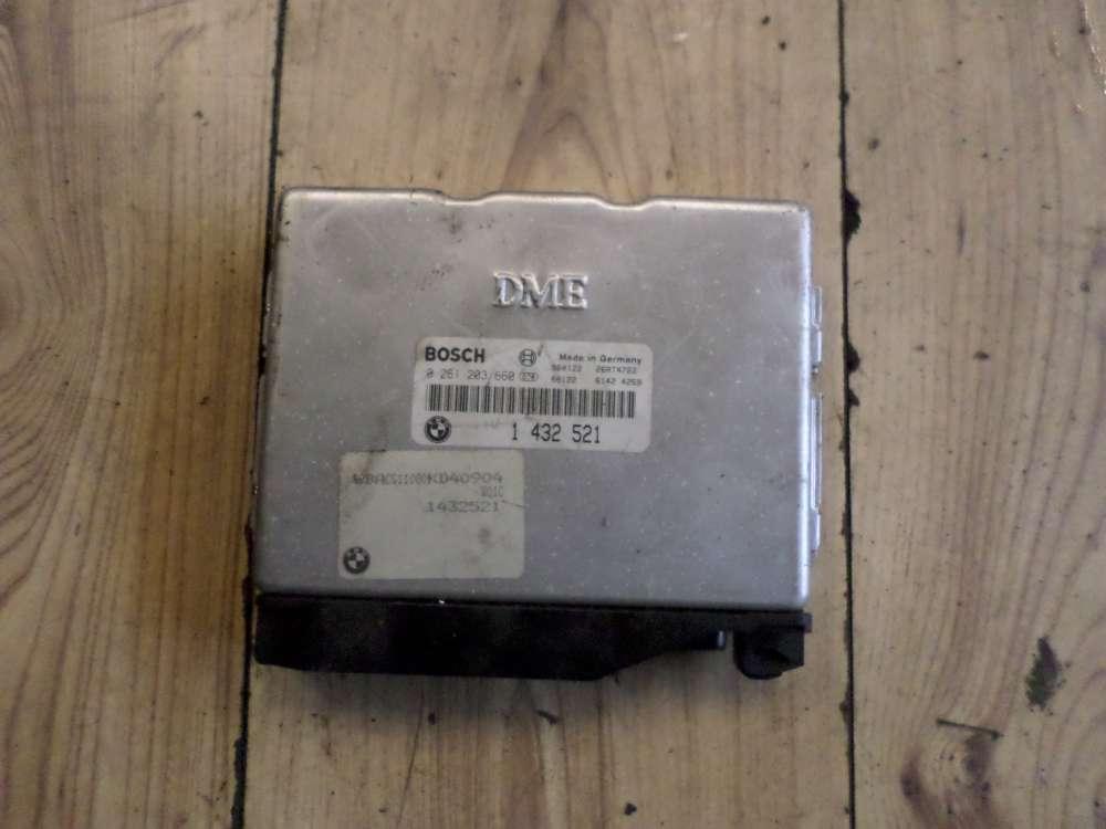 Original BMW 316  Motorsteuergerät 1432521