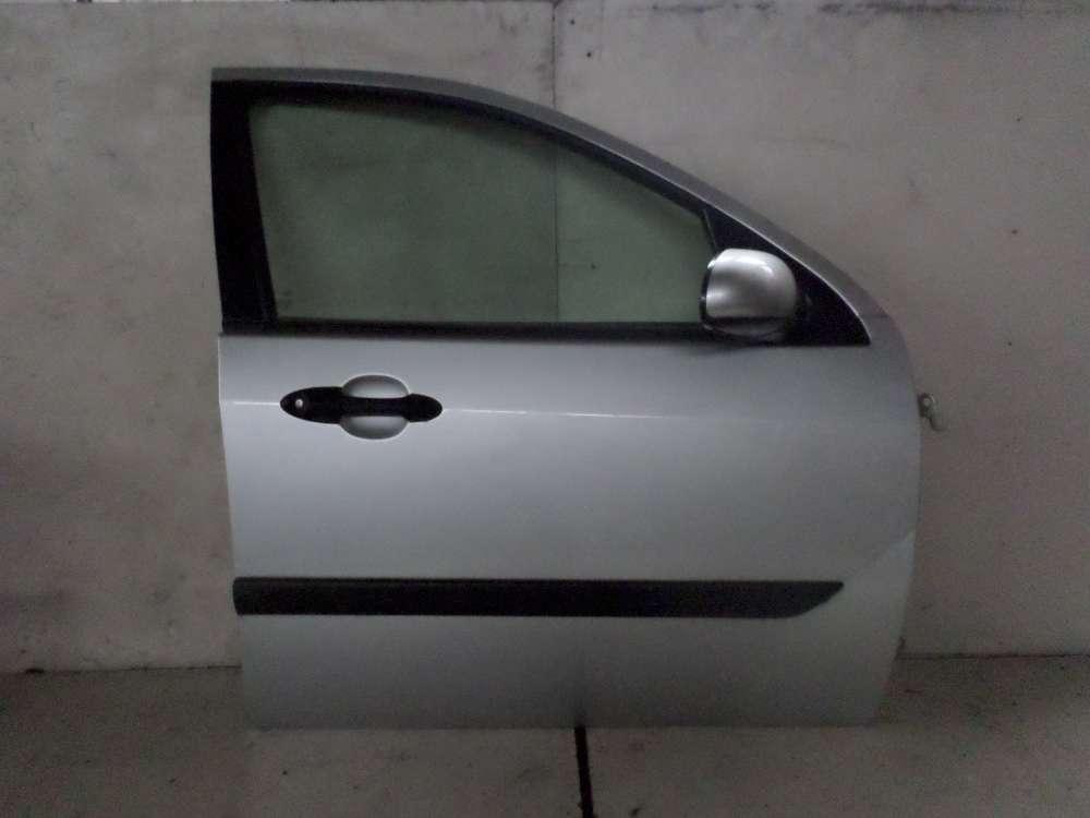 Ford Focus DAW, DBW Bj 2002 Kombi Beifahrertür Tür Vorne Rechts Farbe: Grau