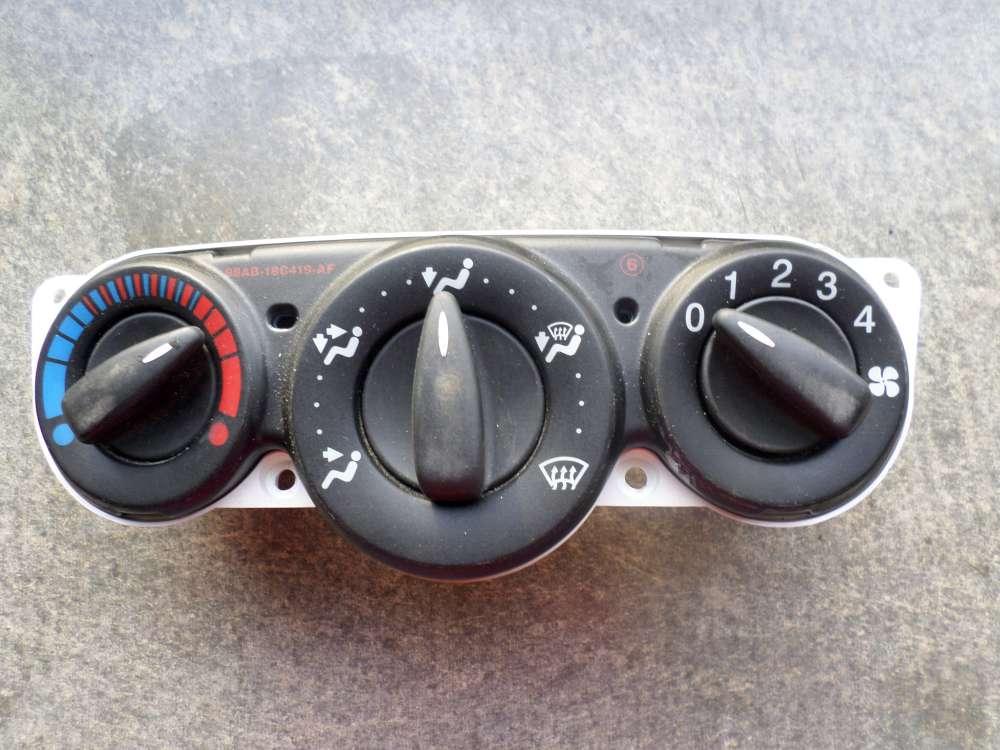 Ford Focus Heizungsbedienteil Schalter Bedienteil Heizung 98AB18C419