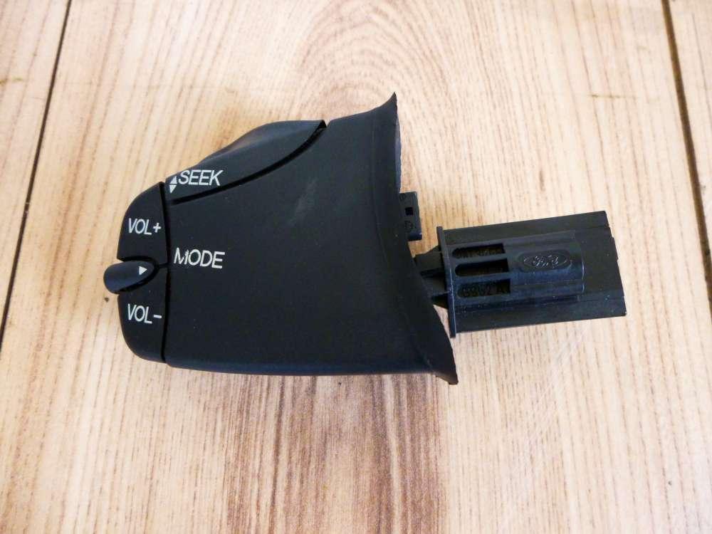 Ford Focus Bj.2000 Radio Bedienung Schalter Radiobedienteil 98AB14K147AC