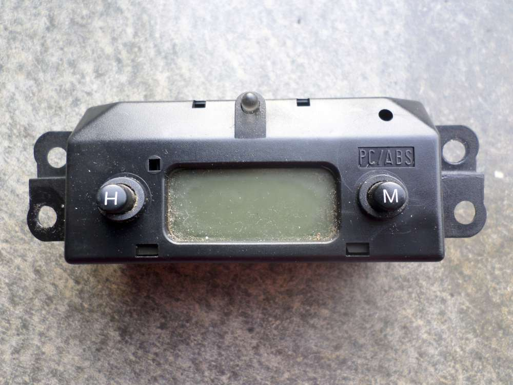 Original Ford Focus Uhr Digitaluhr 98AB-15000-CCW 98AB15000CCW