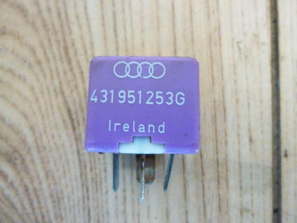Audi A4 Bj.1998 Steuergerät Relais 431951253G