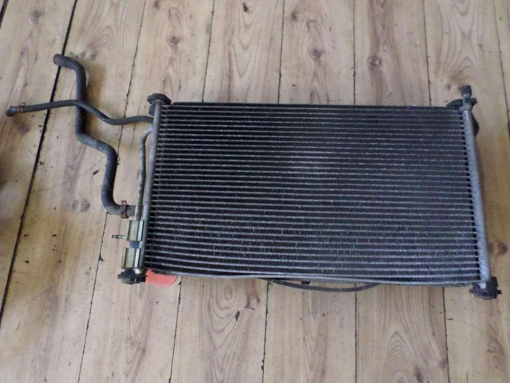 Ford Focus Bj:2000 Wasserkühler, Klimakühler und Lüfter und Wasserschlauch 98AB8C607