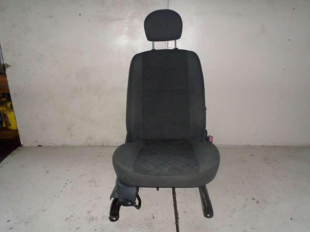 Sitz Richts vorn Beifahrersitz 4/5-türig Ford Focus Bj 2002 Mit Airbag