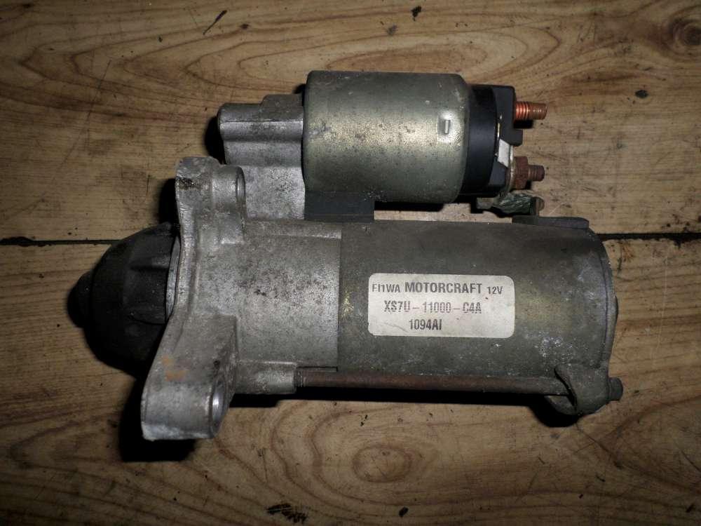 Original Ford Focus Anlasser XS7U-11000-C4A  XS7U11000C4A