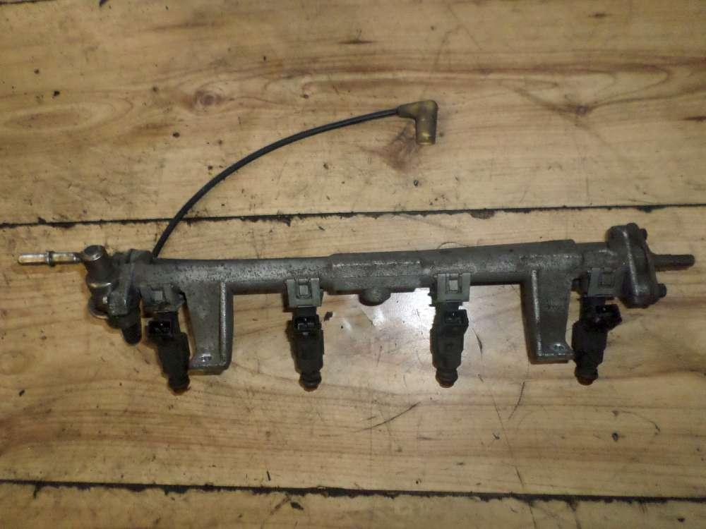 Original Ford Focus Einspritzleiste Einspritzanlage mit Düsen