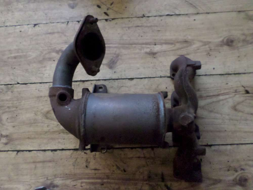 Original Ford Fiesta Katalysator Catalyst 2S6G9431EC