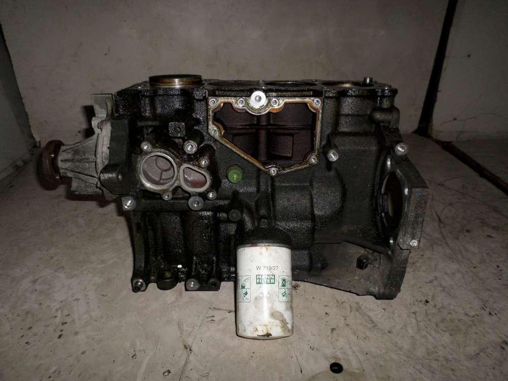 Motorblock FYDA nackt FORD FOCUS 1,6 16V 74KW  100ps  Bj.2000