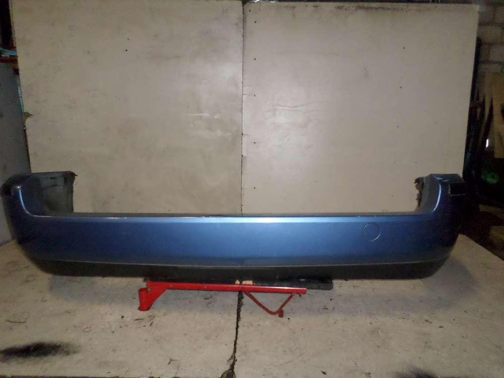 Stoßstange Hinten Ford Mondeo 3 BWY 2,0L 107KW Kombi Blau