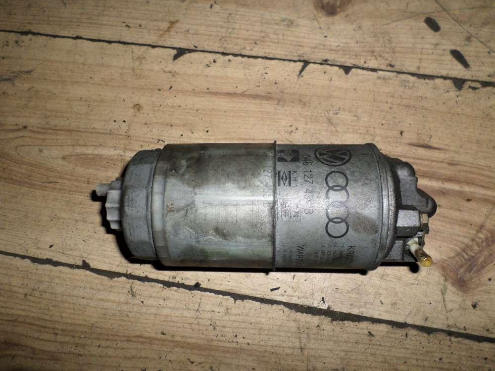 Original Audi A4 Kraftstofffilter 046127435B