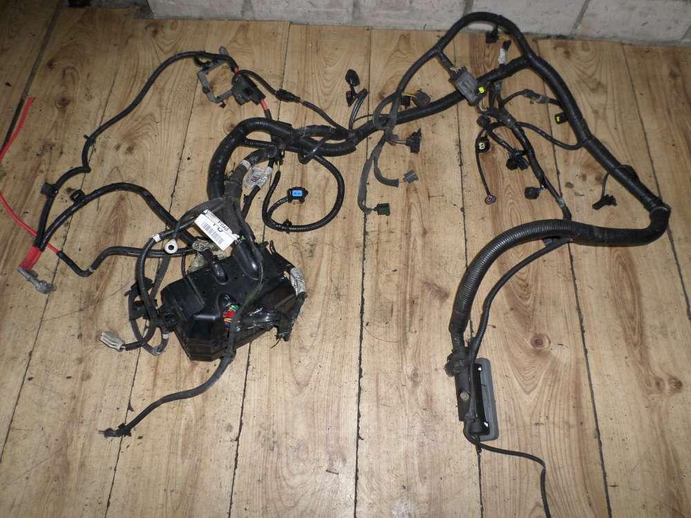 Ford Mondeo Bj.2002 Kabelbaum Motorkabelbaum 1S7T-14K733