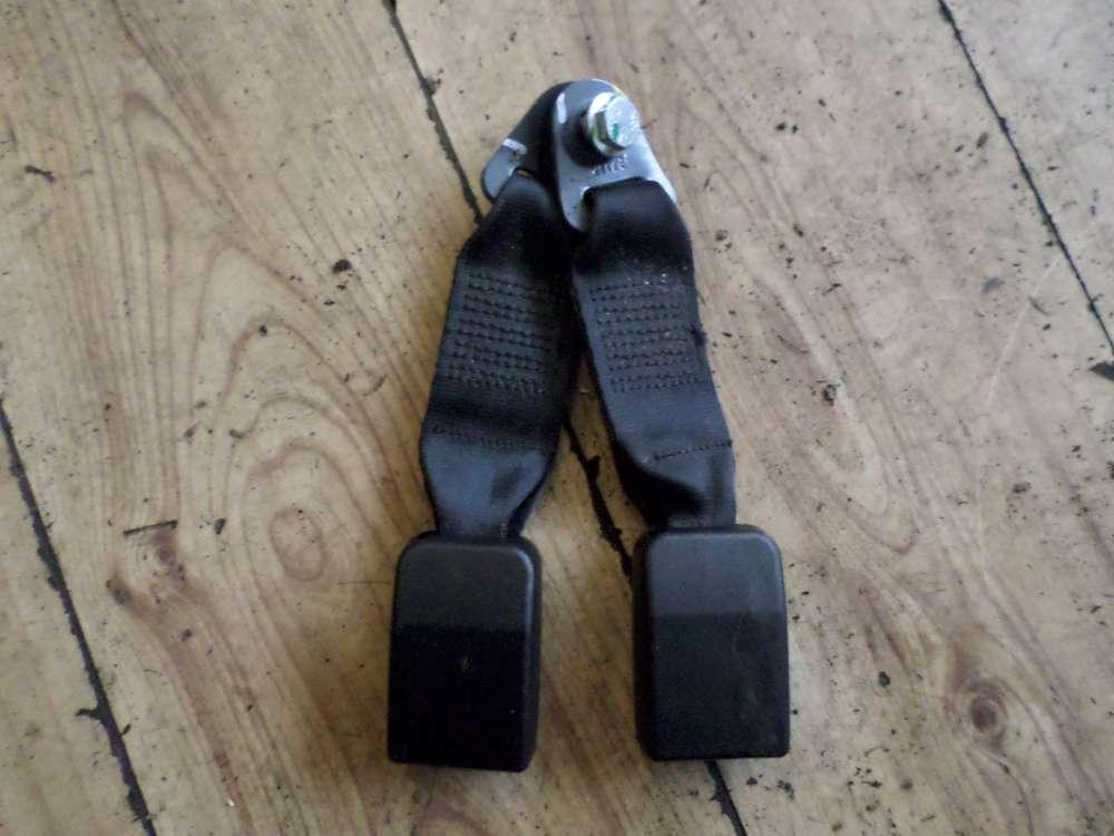 Dacia Sandero SD Bj:2010 Gurtverlängerung Gurtschloss 5508843
