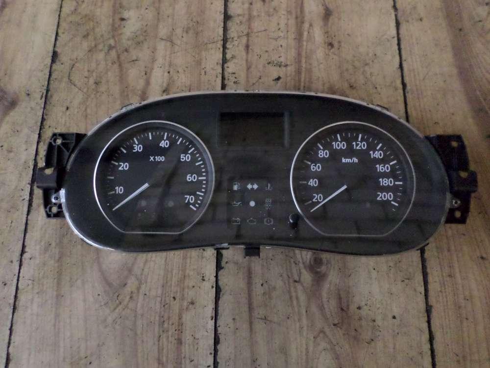 Dacia Sandero SD Bj:2010 Tacho Kombiinstrument Motometer