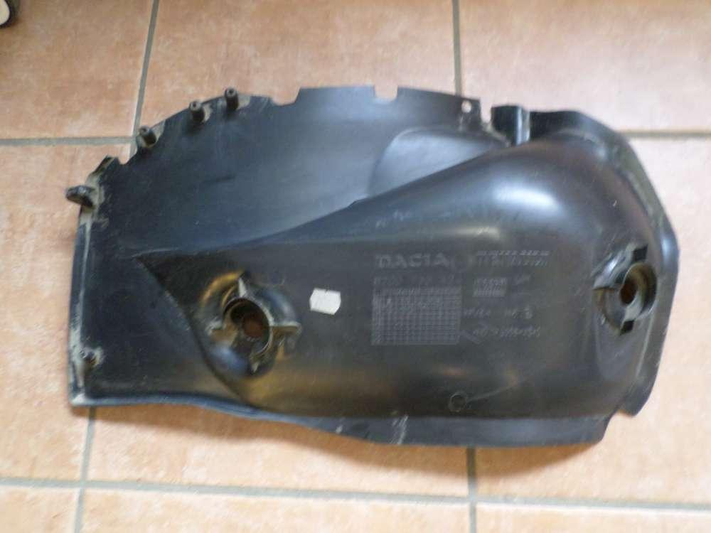 Original Dacia Sandero SD Bj:2010  Kotflügel Verkleidung Radhausschale Hinten Links 8200735434
