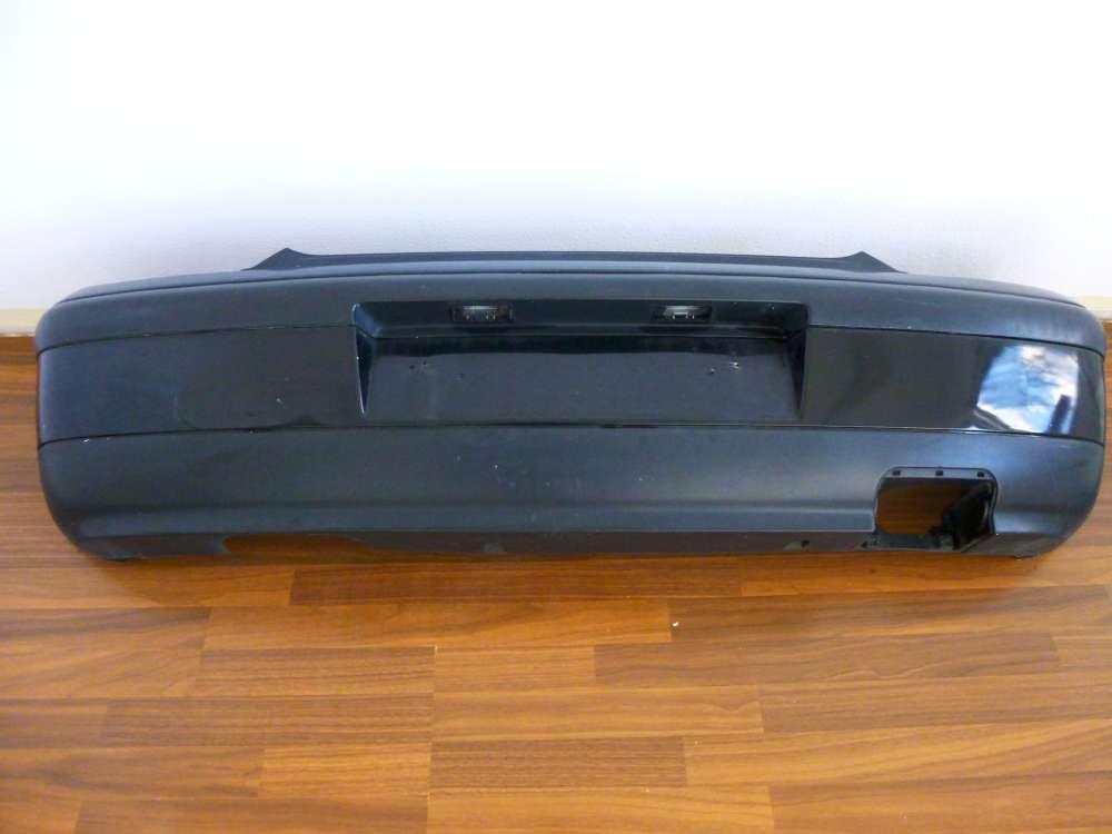 Seat Ibiza Modell BJ 2000,Stoßstange hinten schwarz
