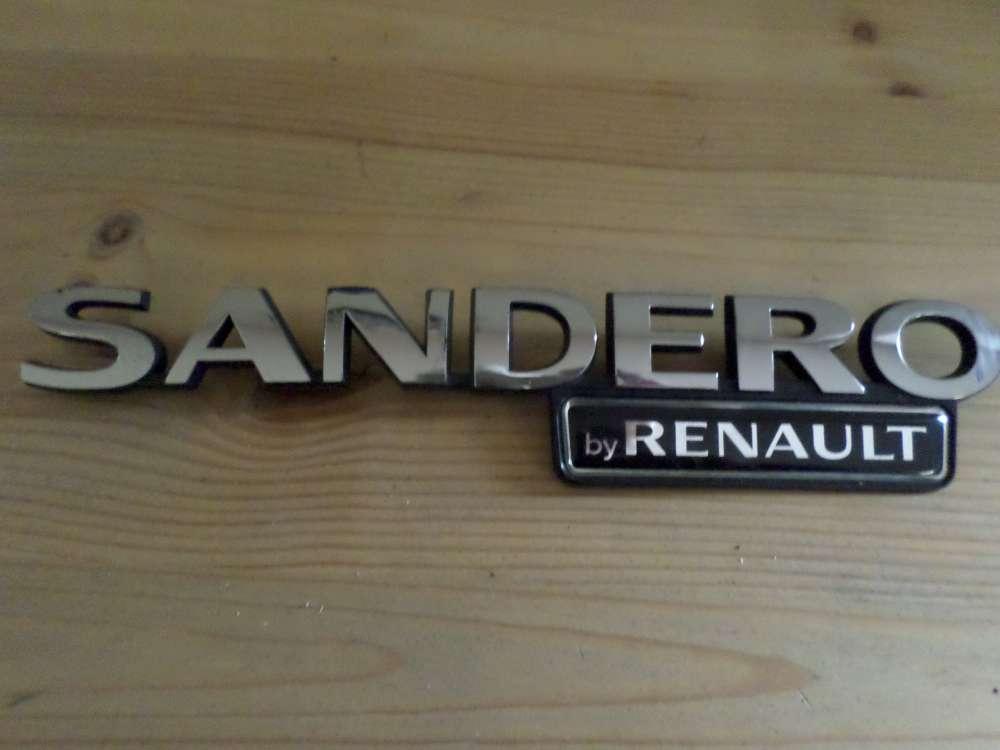 Dacia Sandero SD Bj:2010 Emblem 8200667523