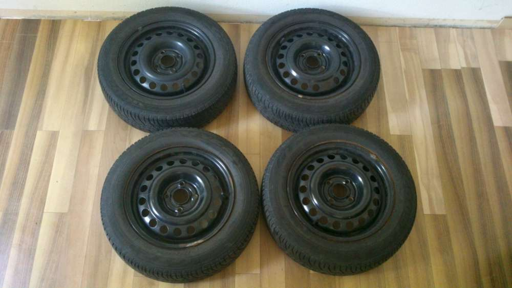 Sommerreifen Stahlfelgen Toyota,Golf Opel 175/65 R1482T 5.5J x 14 H2 ET49
