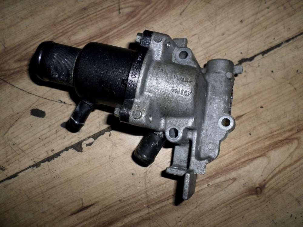 Dacia Sandero Thermostatgehäuse Wasserflansch 8200578089