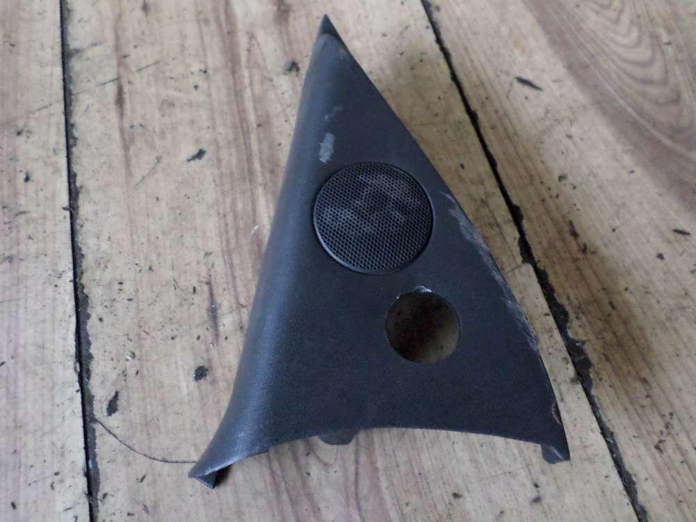 Opel Astra G Bj:99 Abdeckung Lautsprecher Außenspiegel 90521949
