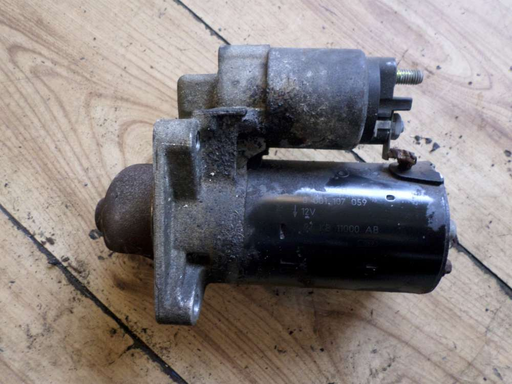 Original Ford Ka Anlasser 0001107059