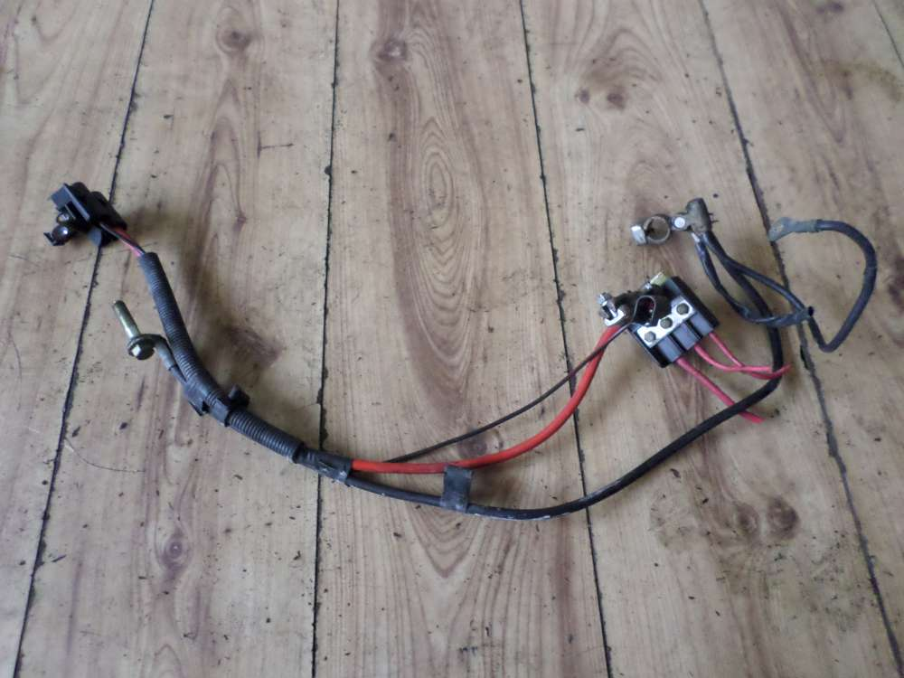 Ford Ka Bj.97 Kabelbaum Lichtmaschine Leitung 97KB14A280AG