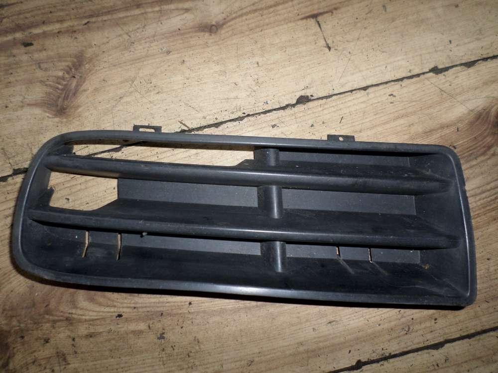 VW Golf IV Stoßstangengitter Lüftungsgitter links für Stoßstange 1J0853665B