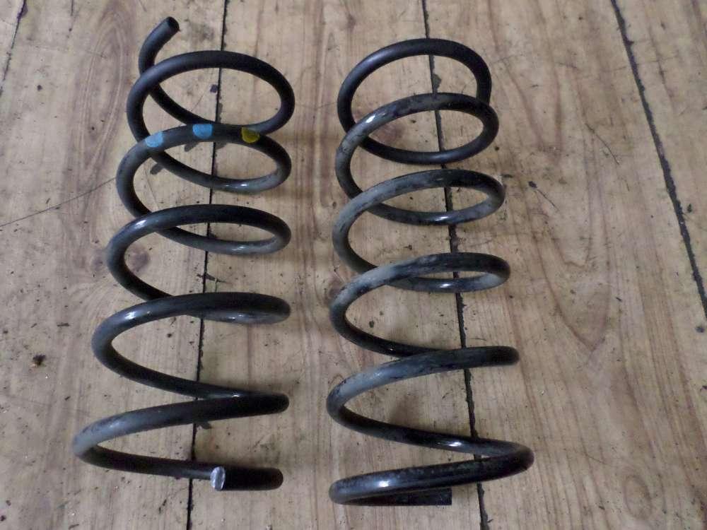 Ford Ka Bj.2009 Fahrwerksfeder Feder Hinten