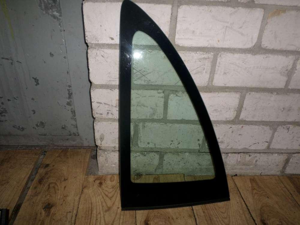 Ford KA Fensterscheibe Scheibe Seitenscheibe hinten Rechts 43R-001583