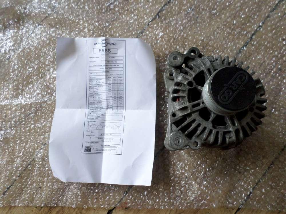 Original VW Audi Seat Skoda 12V,140A CW Lichtmaschine 06F903023C 06F 903 023 C