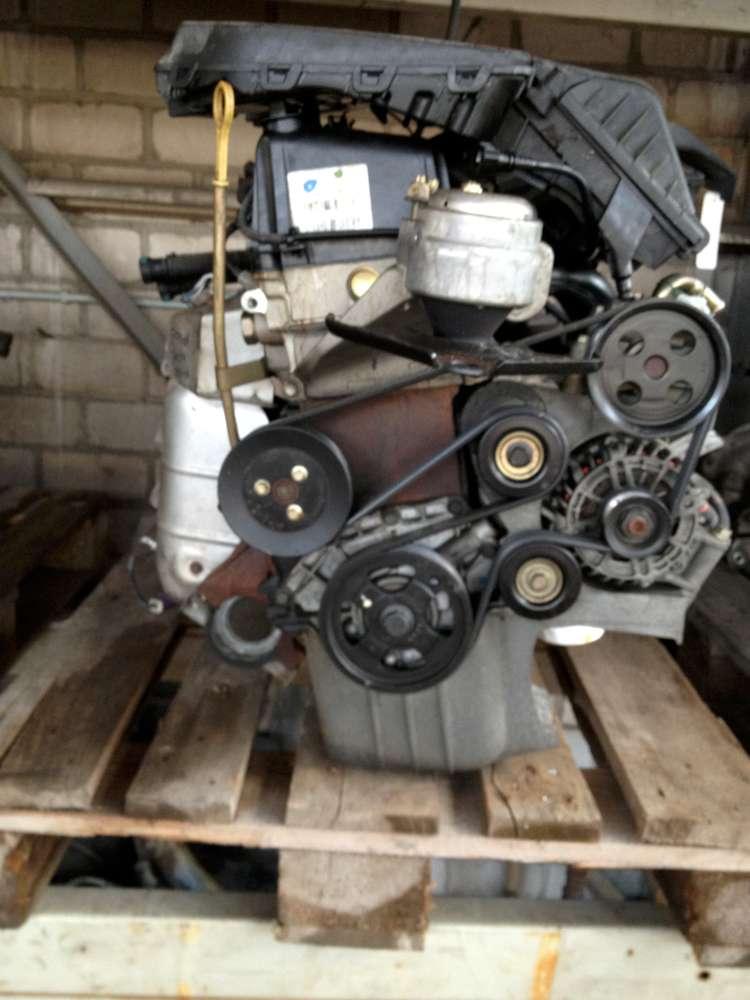 Motor DURATEC 2S6G6007 DA  Ford Fiesta JH 1.3 44 KW Bj 11.09.2002 Orig.85691 km