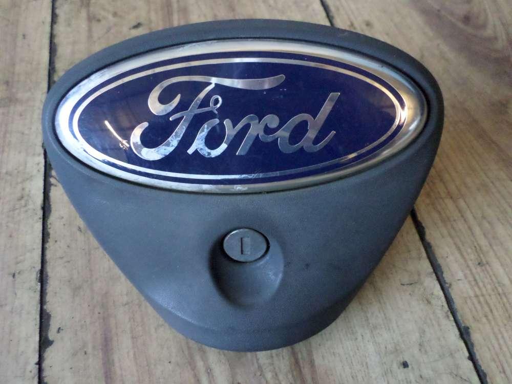 Ford KA Bj 2010 Griff Heckklappe Emblem