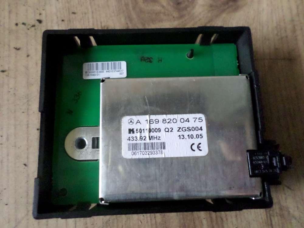 Mercedes A150 Bj 2005 Steuergerät Antenne A1698200475