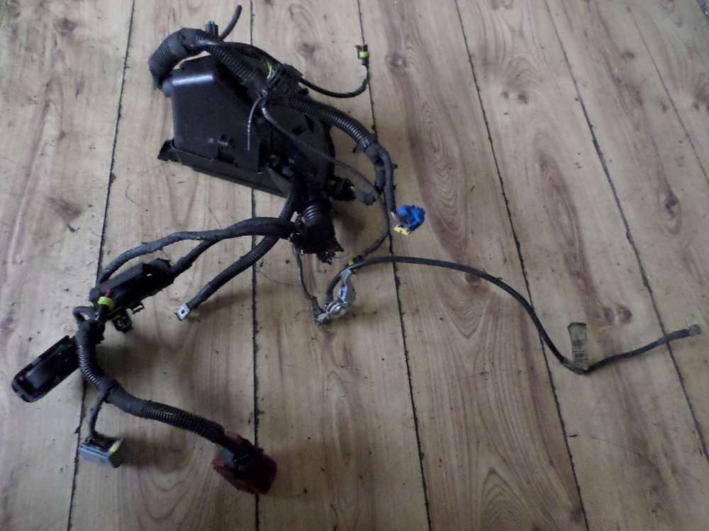 Ford Ka Bj: 2010 Kabelbaum Motorraum Sicherungskasten