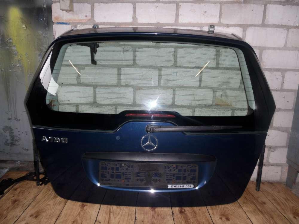 Heckklappe Mercedes A-Klasse W169 A150 1,5  70 kW Bj.05  Blau