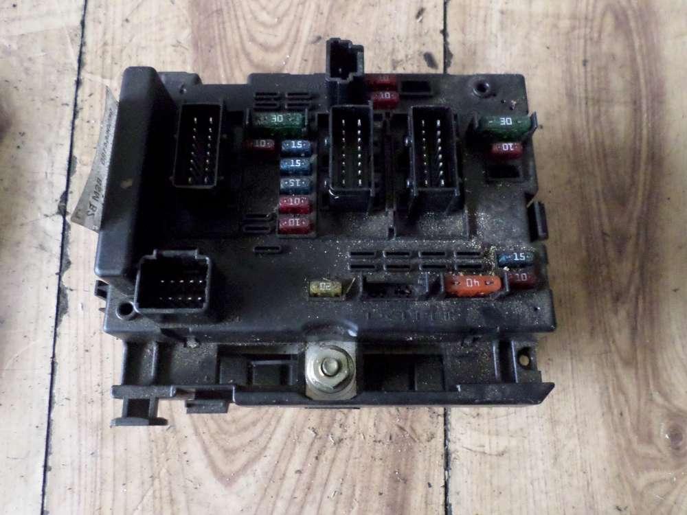 Peugeot 307 Bj:2004 Sicherungskasten Komfortsteuergerät 9650664180