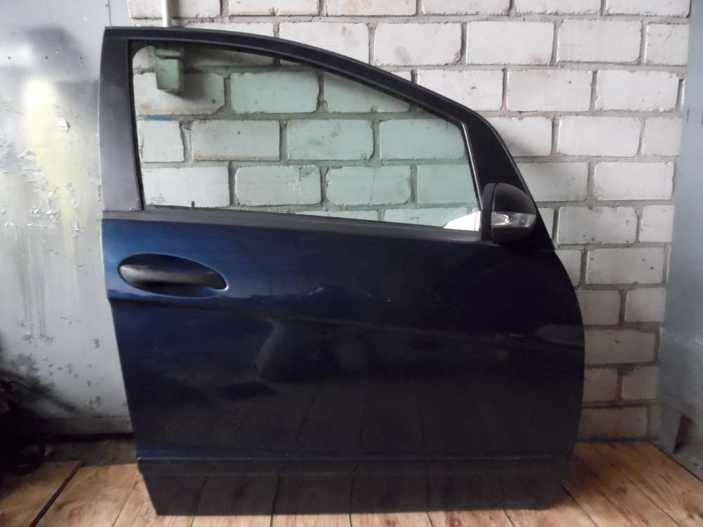 Mercedes A Klasse W169 A150 Tür Vorne Rechts Farbe : Blau ,5