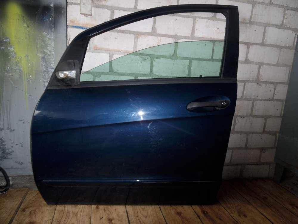 Mercedes A Klasse W169 A150 Tür Vorne Links Farbe : Blau ,5
