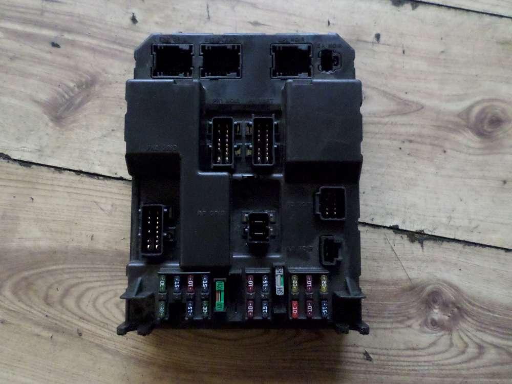PEUGEOT 307 Original Sicherungskasten Zentralverrieglung 9651196980