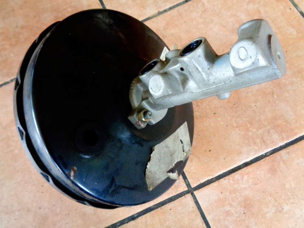 Peugeot 307 Bj.2004 Hauptbremszylinder Bremskraftverstärker 9639662180