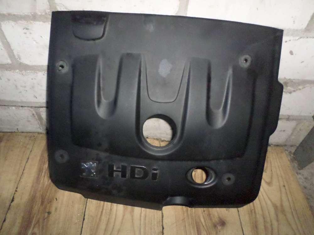 Peugeot 307 HDi original Motorabdeckung Abdeckung