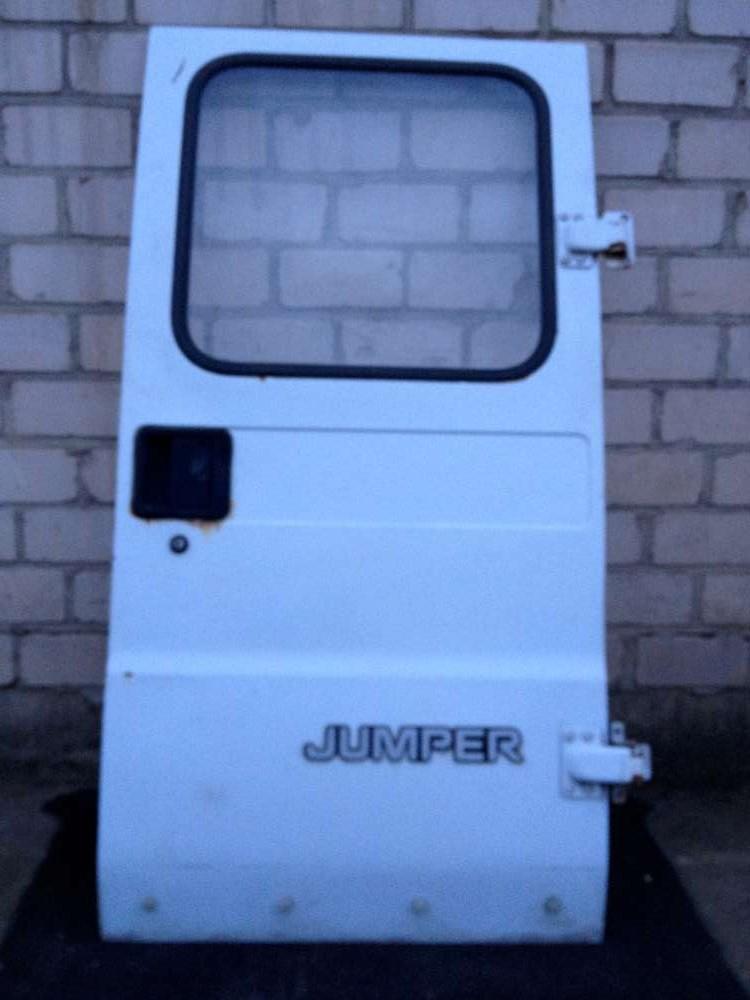 Citroen Jumper von 1994 bis 2002 Tür Hinten Rechts Farbe: Weiß
