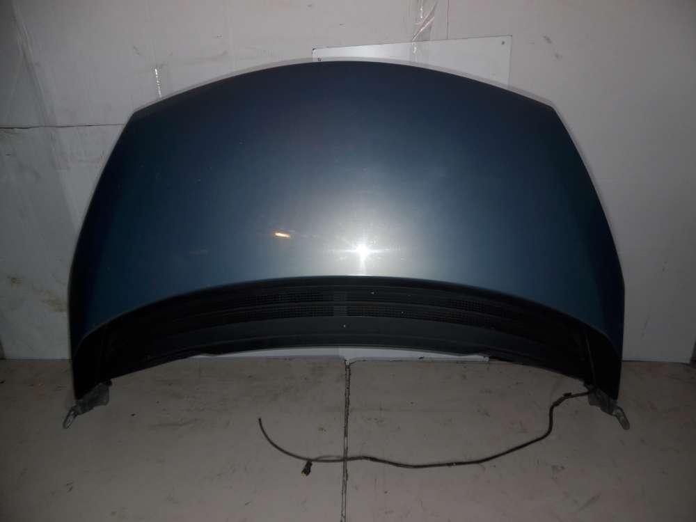 Motorhaube Renault Espace ab 2003 - 2009 Farbecode TED47 Hellblau