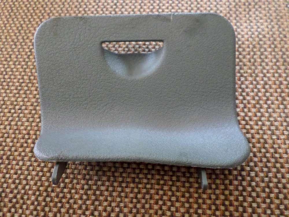 Renault Megane Scenic Original Abdeckung Deckel hinten links 7700849148
