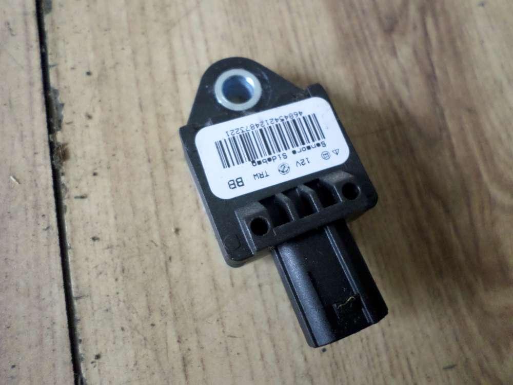 Fiat Idea Bj 2008 Sensor Airbag Vorne Rechts 4684542124873221
