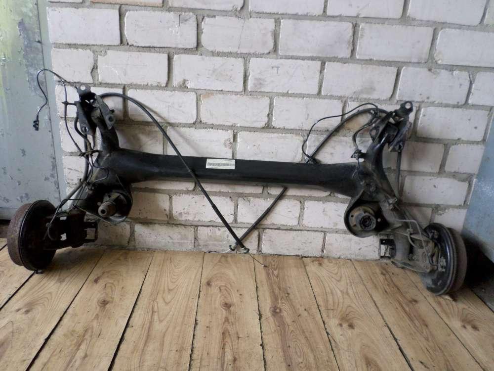 Hinterachse Achse Achsträger mit Radnaben Fiat Idea Musa 350