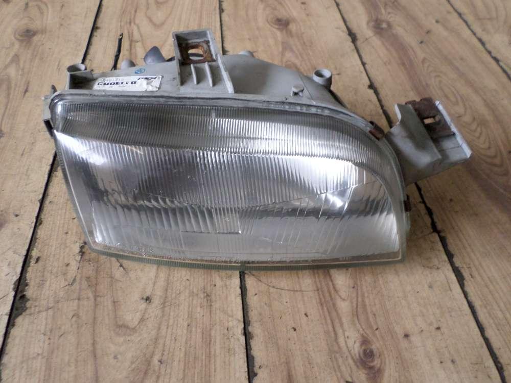 Fiat Punto 176 Original Frontscheinwerfer Scheinwerfer mit Stellmotor rechts 36460748 46481413