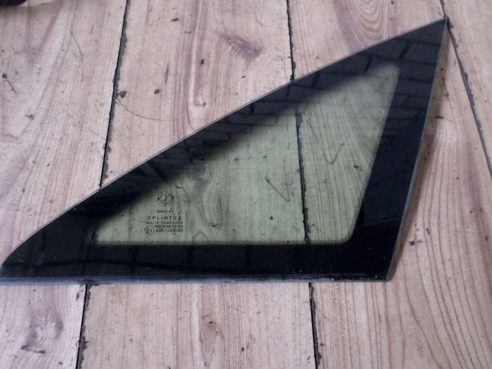 Fiat Idea Bj 2008 Dreieck Seitenscheibe Scheibe Türscheibe Links Vorne