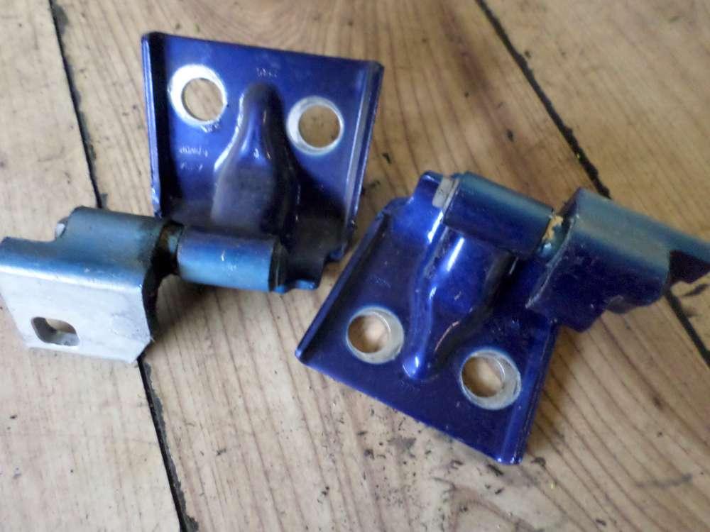 Fiat Idea Bj 2008 Türscharnier Scharnier Tür Hinten Rechts