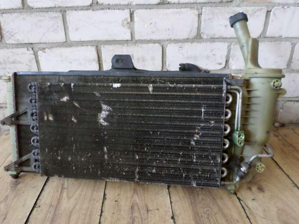 Fiat Idea Original Bj 2008 Kühler Wasserkühler Motorkühlung Motorlüfter 46527489